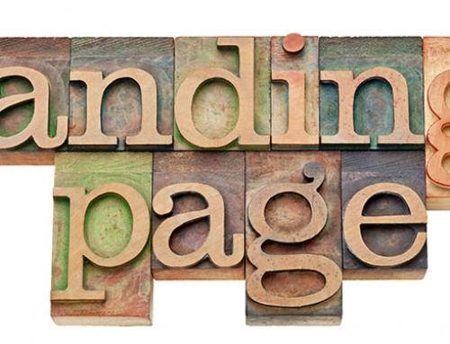 L'importance d'une landing page