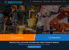 Brefond website