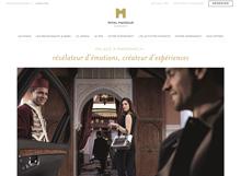Royal Mansour WEB SITE