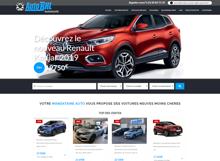 autoBHL website