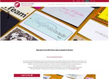 Griffesvivienne website