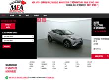 Importauto website