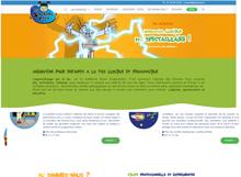 lessavantsfous website