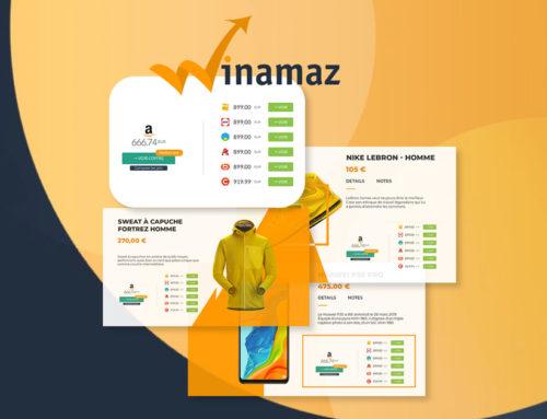 Développement d'une solution d'affiliation multiplateformes : Winamaz